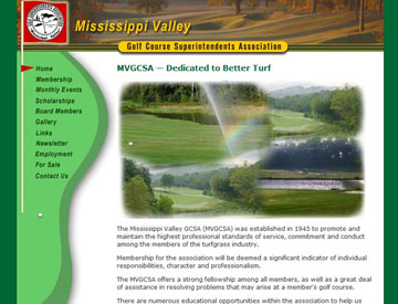 MSVGCSA Website design by Spencer Web Design