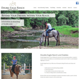 Double Eagle Ranch 2018 Website